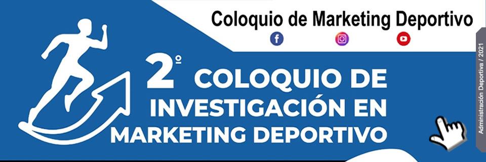 II Coloquio de Investigación en Marketing Deportivo